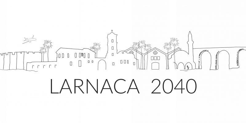 Larnaca 2040 logo
